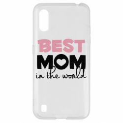Чохол для Samsung A01/M01 Best mom