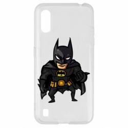 Чохол для Samsung A01/M01 Бетмен Арт
