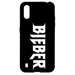 Чехол для Samsung A01/M01 Bieber