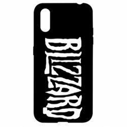 Чохол для Samsung A01/M01 Blizzard Logo
