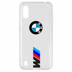 Чохол для Samsung A01/M01 BMW M