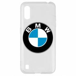 Чехол для Samsung A01/M01 BMW Small