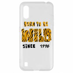 Чохол для Samsung A01/M01 Born to be wild sinse 1996