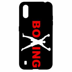 Чехол для Samsung A01/M01 BoXing X