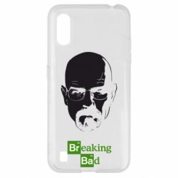 Чохол для Samsung A01/M01 Breaking Bad  (Во все тяжкие)