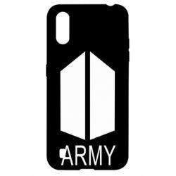 Чохол для Samsung A01/M01 Bts army