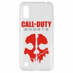 Чохол для Samsung A01/M01 Call of Duty Ghosts