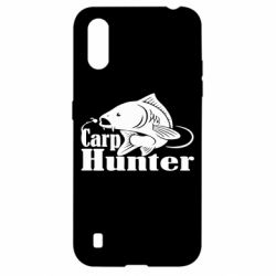 Чохол для Samsung A01/M01 Carp Hunter