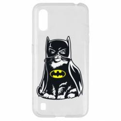 Чохол для Samsung A01/M01 Cat Batman
