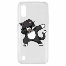 Чохол для Samsung A01/M01 Cat SWAG