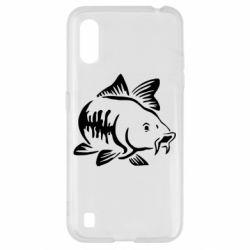 Чохол для Samsung A01/M01 Catfish