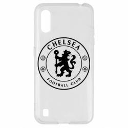 Чохол для Samsung A01/M01 Chelsea Club