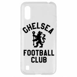 Чохол для Samsung A01/M01 Chelsea Football Club