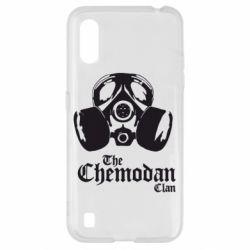Чохол для Samsung A01/M01 Chemodan