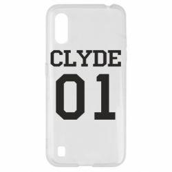 Чехол для Samsung A01/M01 Clyde 01