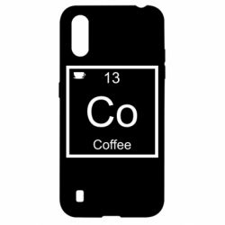 Чохол для Samsung A01/M01 Co coffee