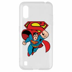 Чохол для Samsung A01/M01 Comics Superman