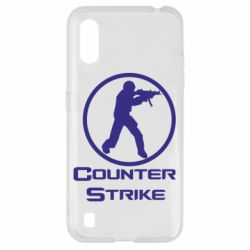 Чехол для Samsung A01/M01 Counter Strike