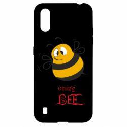 Чехол для Samsung A01/M01 Crazy Bee