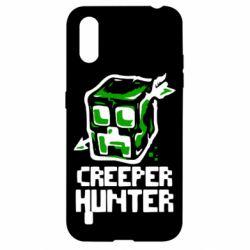 Чехол для Samsung A01/M01 Creeper Hunter