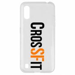 Чохол для Samsung A01/M01 CrossFit SF