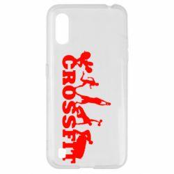 Чехол для Samsung A01/M01 Crossfit