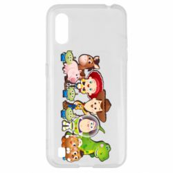 Чохол для Samsung A01/M01 Cute characters toy story