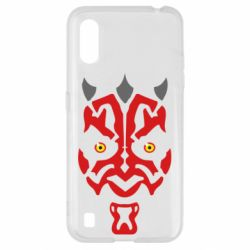 Чохол для Samsung A01/M01 Darth Maul Face