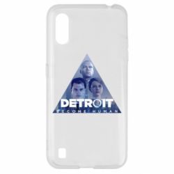 Чохол для Samsung A01/M01 Detroit: Become Human