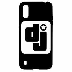 Чехол для Samsung A01/M01 DJ star