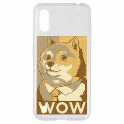 Чохол для Samsung A01/M01 Doge wow meme