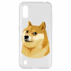 Чохол для Samsung A01/M01 Doge