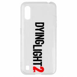 Чохол для Samsung A01/M01 Dying Light 2 logo