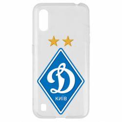 Чехол для Samsung A01/M01 Dynamo Kiev