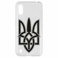 Чохол для Samsung A01/M01 Emblem  16