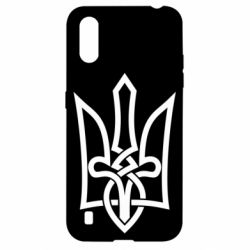 Чехол для Samsung A01/M01 Emblem 22