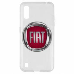 Чохол для Samsung A01/M01 Emblem Fiat