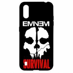 Чохол для Samsung A01/M01 Eminem Survival