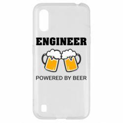 Чохол для Samsung A01/M01 Engineer Powered By Beer