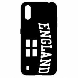 Чохол для Samsung A01/M01 England