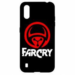 Чехол для Samsung A01/M01 FarCry LOgo