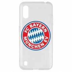 Чохол для Samsung A01/M01 FC Bayern Munchen