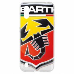 Чехол для Samsung A01/M01 FIAT Abarth