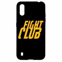 Чохол для Samsung A01/M01 Fight Club