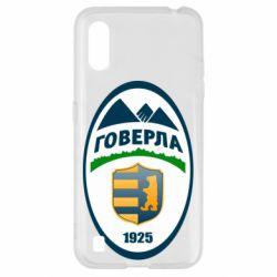 Чехол для Samsung A01/M01 ФК Говерла Ужгород