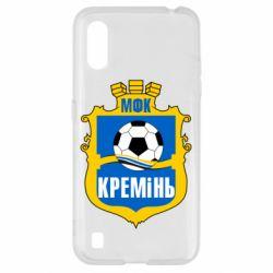 Чехол для Samsung A01/M01 ФК Кремень Кременчуг