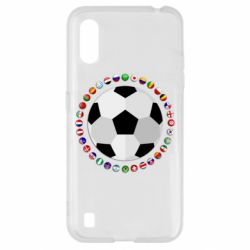 Чохол для Samsung A01/M01 Football
