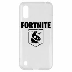Чехол для Samsung A01/M01 Fortnite and llama