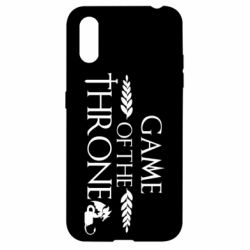 Чохол для Samsung A01/M01 Game of thrones stylized logo