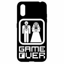 Чехол для Samsung A01/M01 Game Over